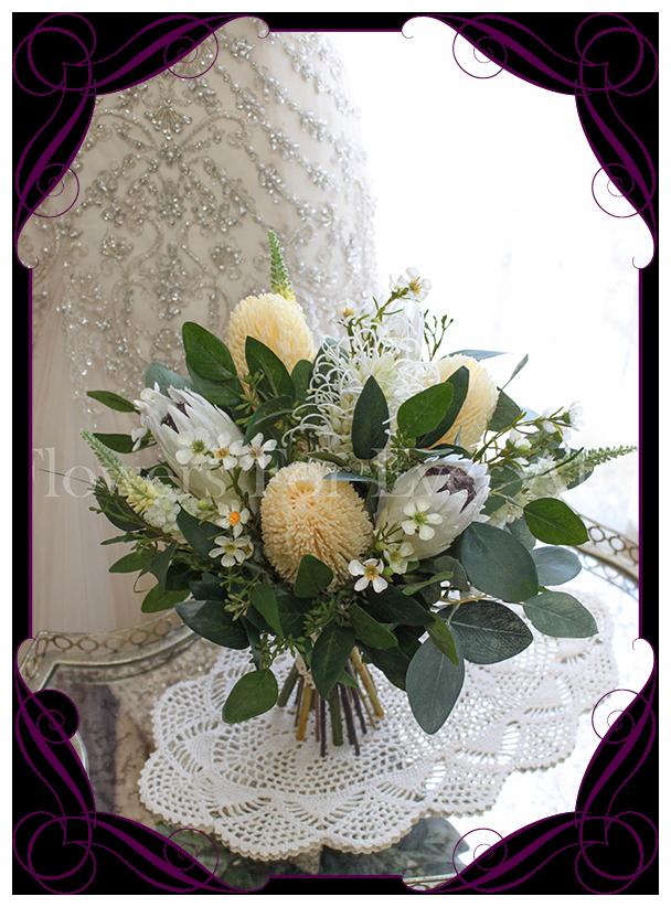 Edna Flowers For Ever After Artificial Wedding Flower Designs