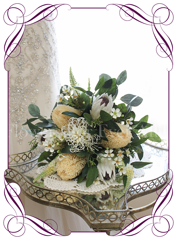 Edna Gorgeous Artificial Bridal Bouquets Amp Packages