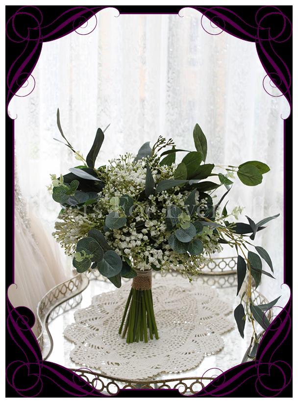 Kristy Bridesmaid Bouquet Gorgeous Artificial Bridal