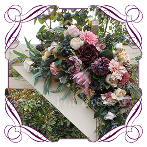 Arbor Decorations, Wreaths & Centerpieces