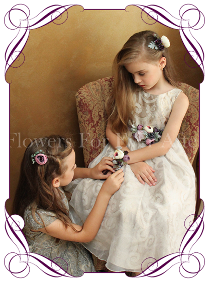 Flower girl flowers ideas
