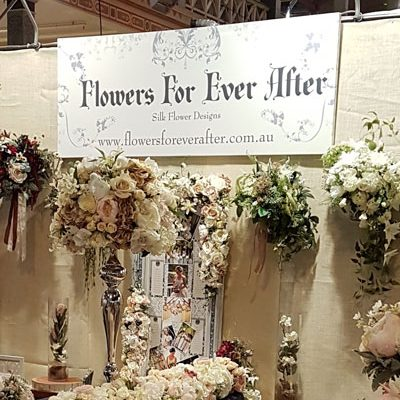 Silk Bridal Bouquets Flowers For Ever After Melbourne Artificial Wedding Flowers Australia