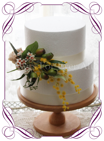 fake wedding cake hire melbourne black cake flowers flowers for after artificial 14119