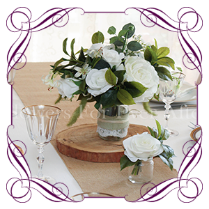 Table Centerpieces & Garlands