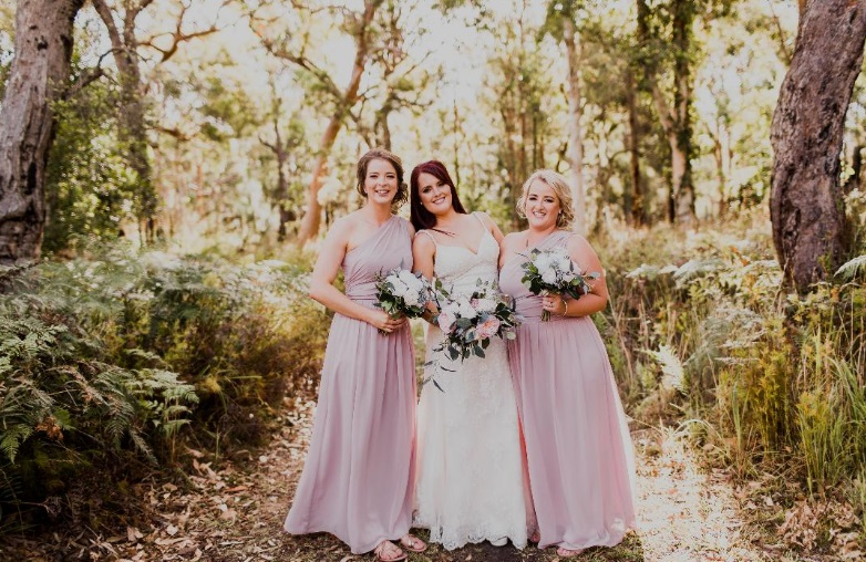 Flowers for ever after, artificial wedding flower packages, gorgeous unique designs made in melbourne australia