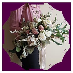 Native Silk Bouquet Designs